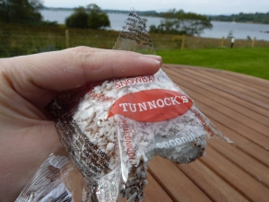 No RGS-IBG would be complete without Tunnock's, am I right?