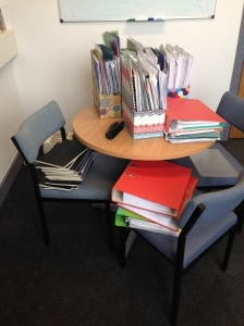 Tree Health files, notebooks...that's only half of it...